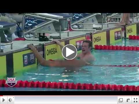 Michael Phelps 200m Butterfly - Phillips 66 National Championship