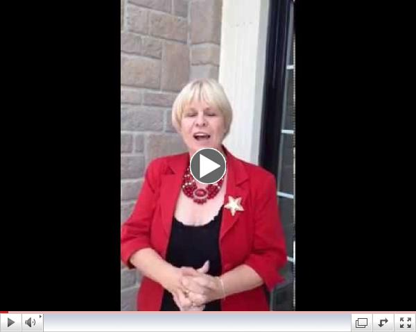 Patti Pokorchak Small Biz Sales Coach Testimonial for Chala Dincoy Speaker
