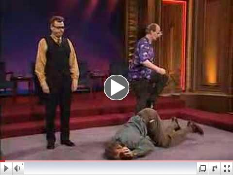 Whose Line - Foal Being Born