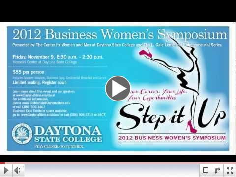 Business Women's Symposium