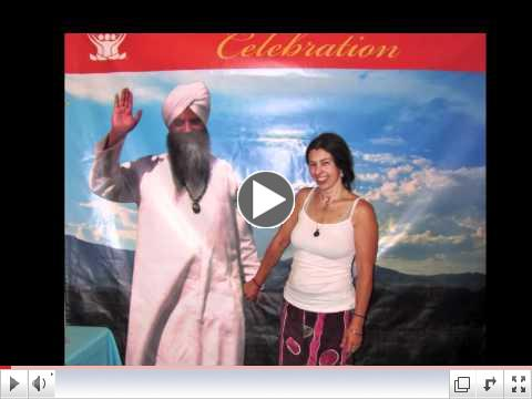 Watch Krishna Kaur Teaching -- 3ho Summer Solstice 2011 by Shabad Atma Kaur-Display.m4v