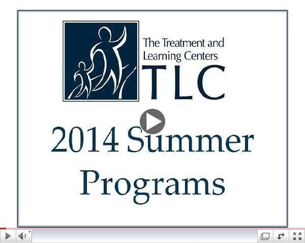 TLC's Summer Programs - FUN learning for preschool - grade 12.