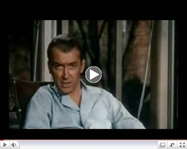 Rear Window Official Trailer HD 1954