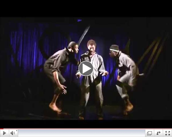 Opening Sequence - THE BROTHERS SIZE at the Fountain Theatre