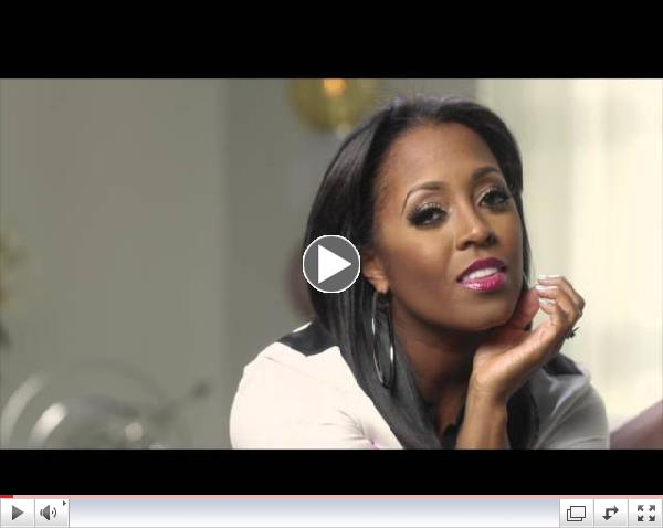 Keshia Knight Pulliam 2013 Hairfinity Commercial