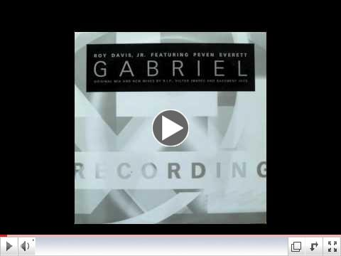 Roy Davis Jr Ft Peven Everett - Gabriel
