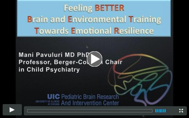 Feeling BETTER (Brain and Environmental Training Towards Emotional Resilience)