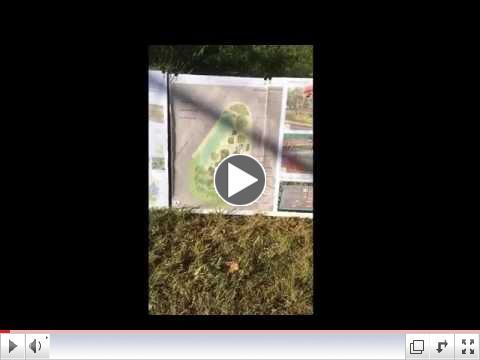 CKAR's Edmonston Road Sustainable Rain Garden