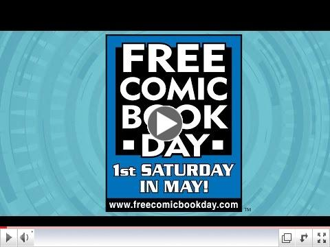What is Free Comic Book Day?
