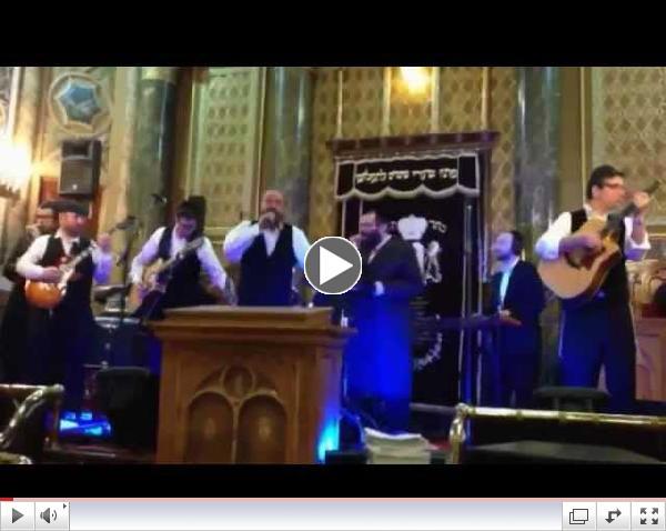 Yehuda Green Concert YIBE