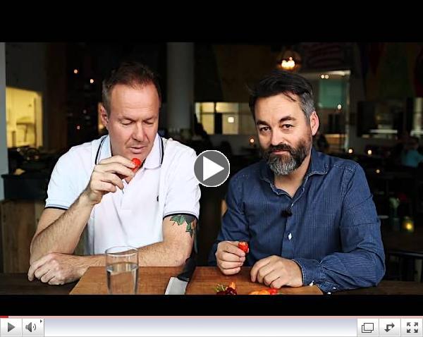 Chilismagning med Dan Rachlin