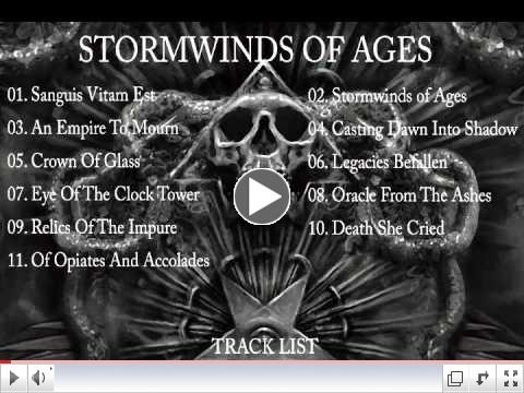 Vesperian Sorrow Stormwinds of Ages Promo
