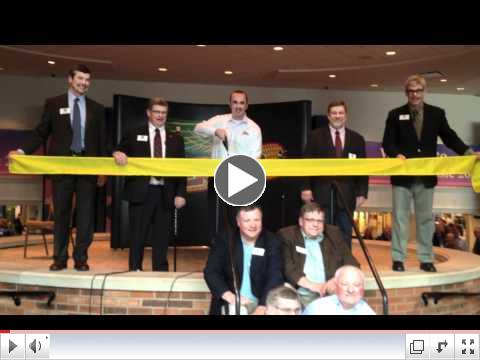 2012 Commodity Classic - Trade Show Ribbon Cutting