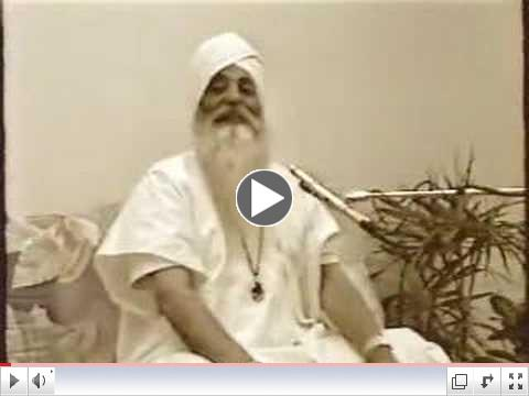 Yogi Bhajan talks about intuition and a wonderful discussion about the root mantra Wahe Guru. He teachs how to do Sodarshan Kriya in this video.