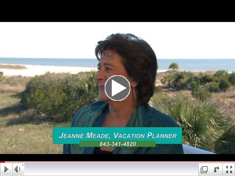 Meet Jeanne Meade, Vacation Planner