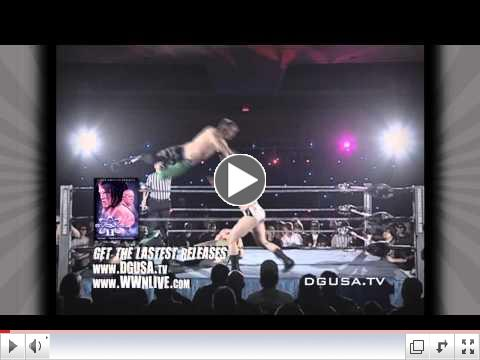 Check Out This Insane Action From Dragon Gate USA & EVOLVE Wrestling