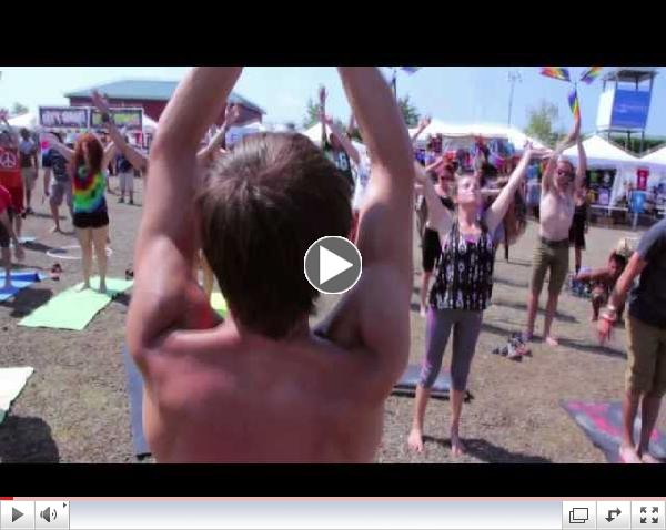 Face Forward at Summer Set Music & Camping Festival 2012