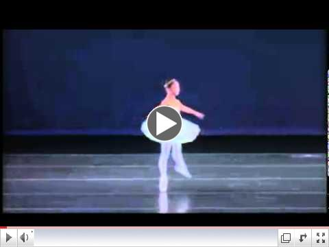WSPA's Jasmine Cruz 10yrs. old at 2012 World Ballet Competition(WBC) - Classical