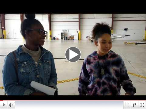 Girls Empowerment Workshop- Aviation