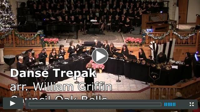 Danse Russe Trepak - Ring Noel 2017