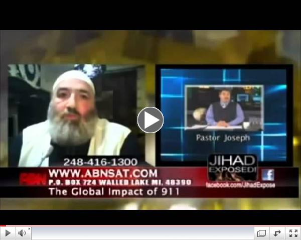 FAIL !! Muslim Imam Gets OWEND and PWNED By a Christian Live !!!