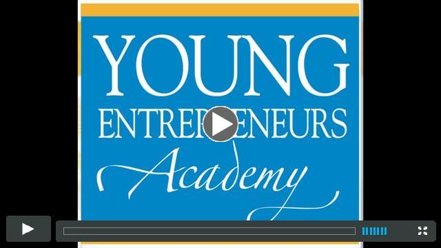 Young Entrepreneurs Academy  Shark Tank Event Teaser