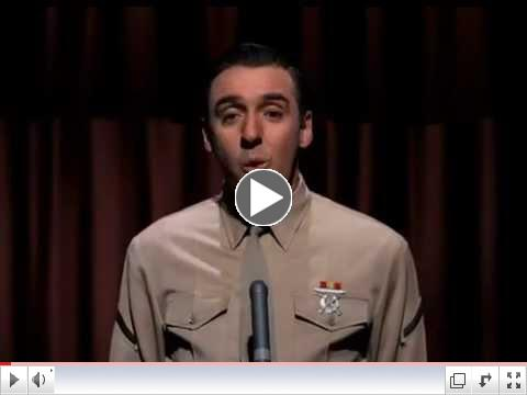 Jim Nabors - O My Papa (as Gomer Pyle)