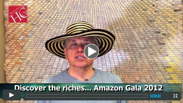 Discover the Riches.......................Amazon Gala 2012