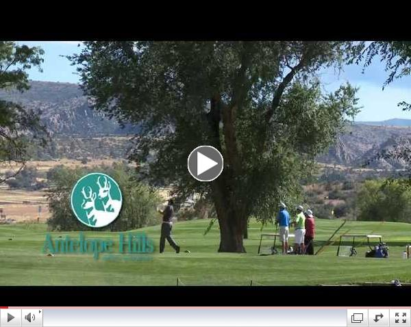 Antelope Hills Golf Course 30 sec. Promo 2015
