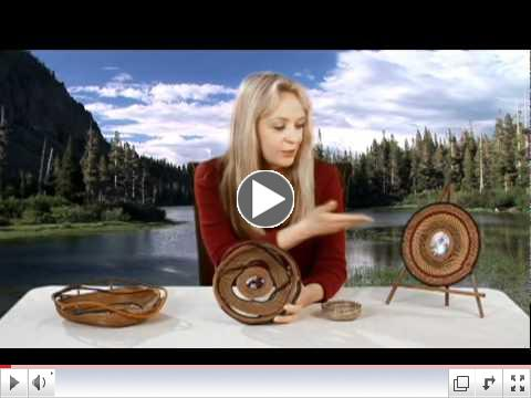 Basketweaving Essentials DVD