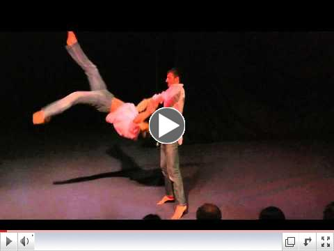 Summer Circus Intensive 2015 Trailer