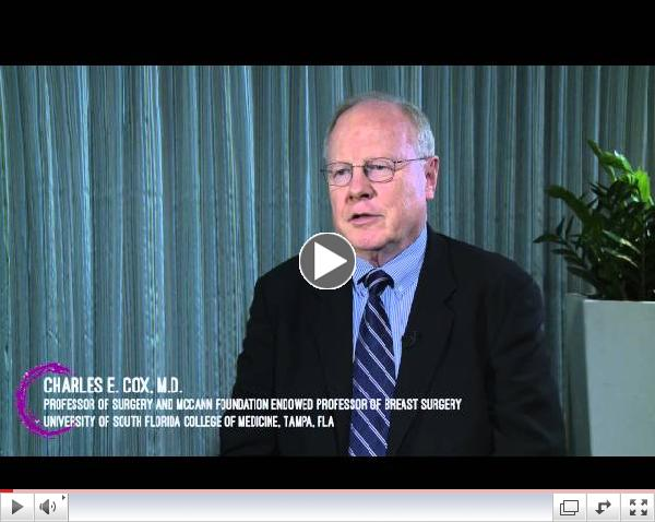 Hear Dr. Cox and his perspective on SAVI SCOUT