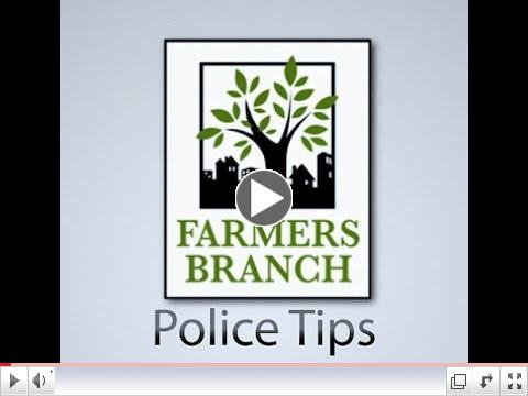 POLICE TIPS: Protecting 3rd Row Seats & Tailgates from Theft