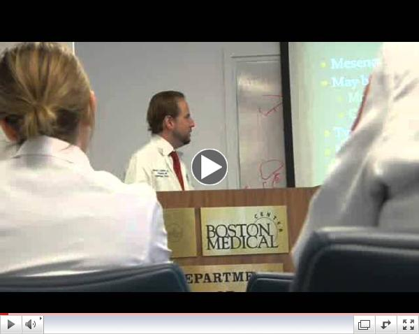 BU School of Medicine Surgery Residency Program