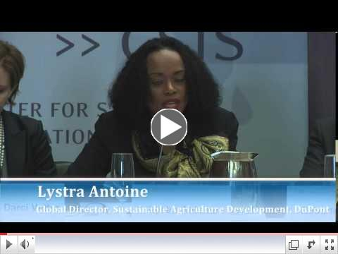 Agricultural Productivity, Food Security, and Trade