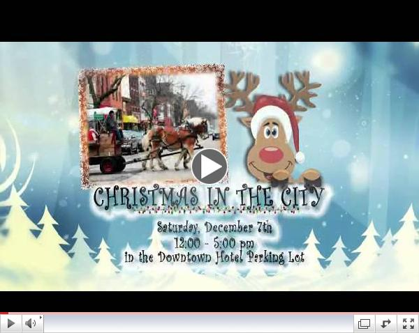Christmastime Commercial