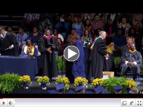 Spartanburg High School Graduation