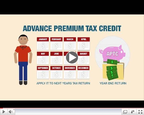 Health Insurance Marketplace - Advance Premium Tax Credit