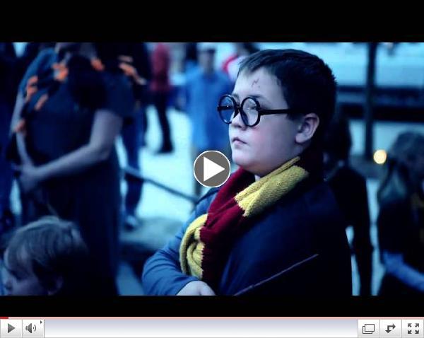 Chestnut Hill Harry Potter Festival 2014 HD