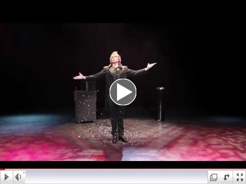 Illusionist Leon Etienne 2010/2011 Theatrical Illusion Show Trailer