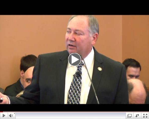 Senator Jim Denning Speaking on S.B. 251