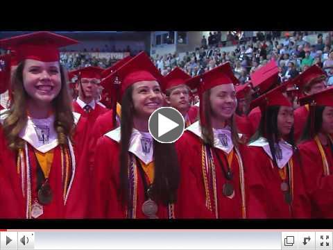 Colleyville Heritage Graduation