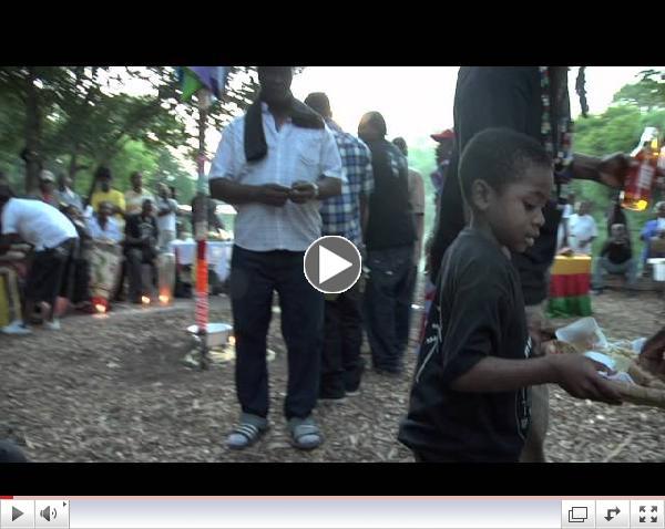 Haitian Neighborhood Tour 3: Gran Bwa in Prospect Park