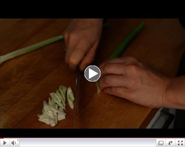 All About Green Garlic: Slow Food Fast Footnotes w/ Kitty Greenwald