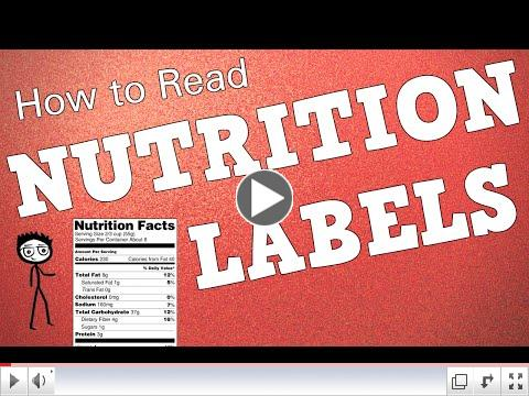 How to Read Nutrition Facts - Food Labels Made Easy