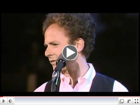 Simon & Garfunkel - April Come She Will (Live In New York 1981)