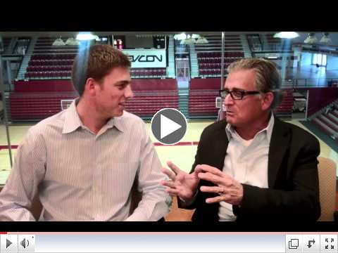 Santa Clara's John Nash Interviews SCU Alum and FOX Sports Analyst Mike Pereira Interview