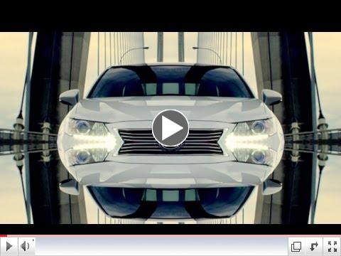 Split World - The Entirely New 2013 Lexus ES and First Ever ES Hybrid Commercial