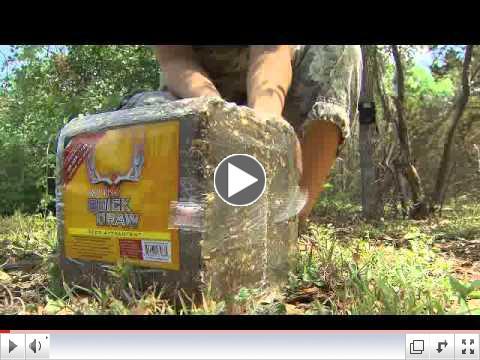 Purina QD Deer Block Commercial