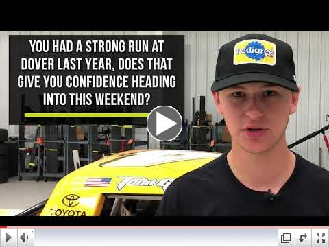 Q&A with Todd Gilliland